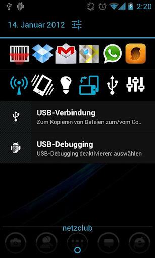 Down-Verbindung App