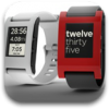 Pebble E-Paper Wrist Watch For iPhone And Android On Kickstarter