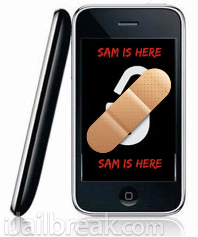 SAM iPhone Unlock Not Working