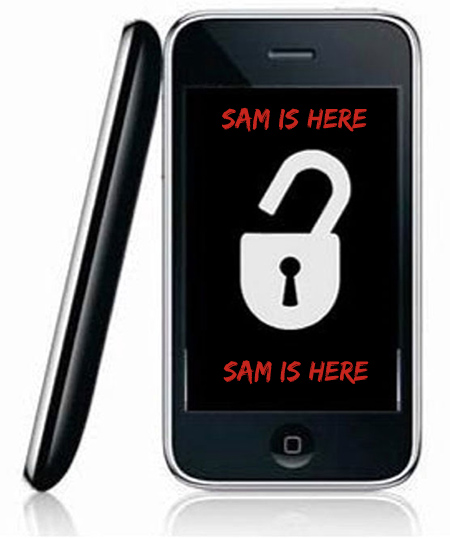 SAM iPhone Unlock