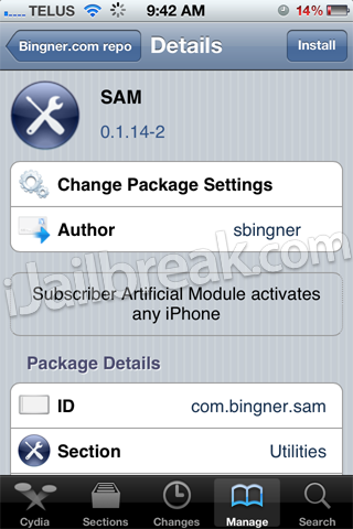 Unlock iPhone With SAM