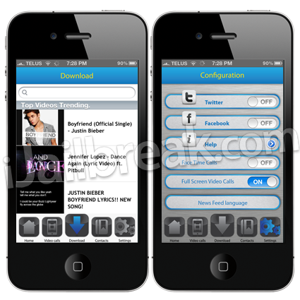 Video Ringtones For iPhone