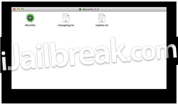 Absinthe 2.0 iOS 5.1.1 Untethered Jailbreak Mac OS X