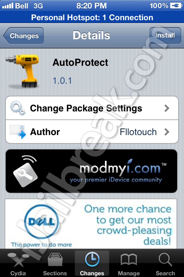 AutoProtect Cydia Tweak: Disable iOS Passcode On Home WiFi