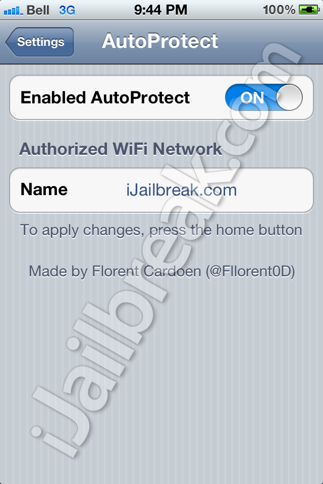 Download AutoProtect Free