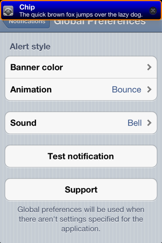Chip Cydia Tweak