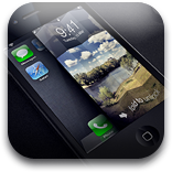 """Fold To Unlock"" iOS Lockscreen Concept Is Now A Reality With The Unfold Cydia Tweak [PREVIEW]"