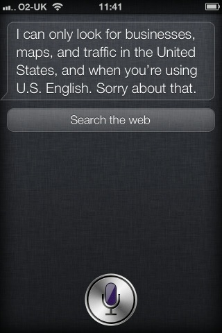 Locations For Siri Cydia Tweak