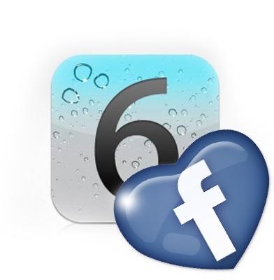 iOS 6 sẽ tích hợp toàn diện với Facebook