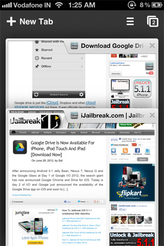 Google Chrome IPA Download