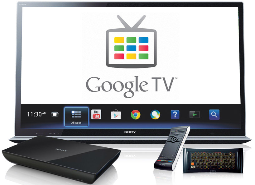 Google Play For Google TV Update