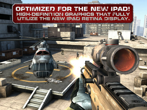 Gameloft's Modern Combat 3: Fallen Nation Now On Sale For A Limited ...