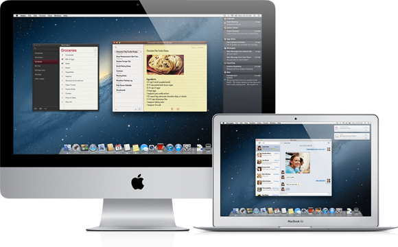 OS X 10.8 Mountain Lion