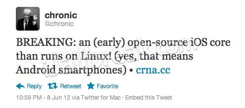 "Project Magenta ""iOS Clone"""