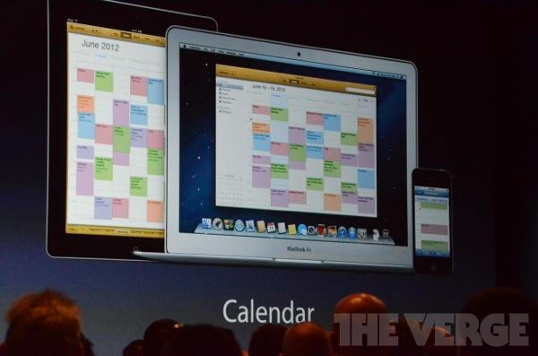 WWDC 2012 iCloud