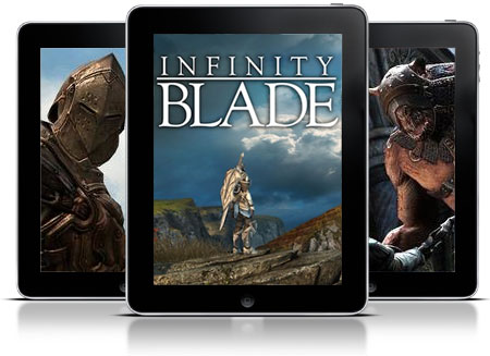 Infinity Blade Is Epic Games Most Profitable Game