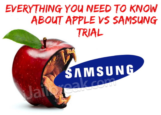 All You Need To Know About Samsung VS Apple Trail