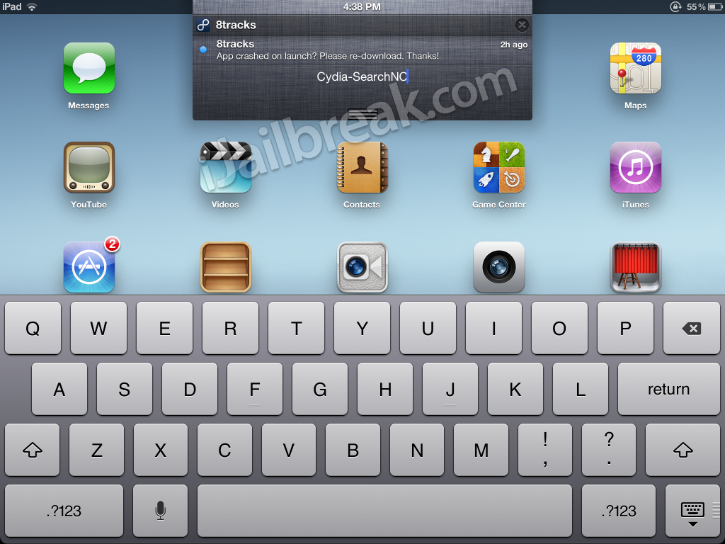 Cydia-SearchNC Cydia Tweak