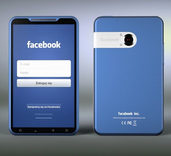 Mark Zuckerberg Crushes Facebook Smartphone Rumors