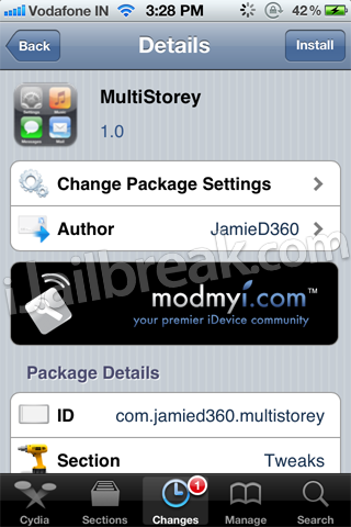 MultiStorey Cydia Tweak