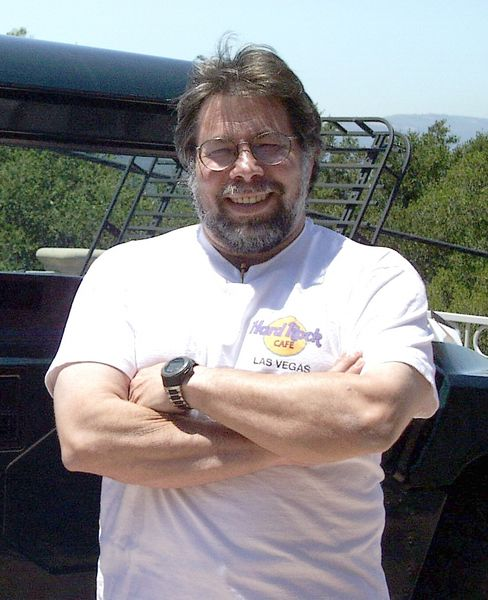Steve Wozniak's Backpack