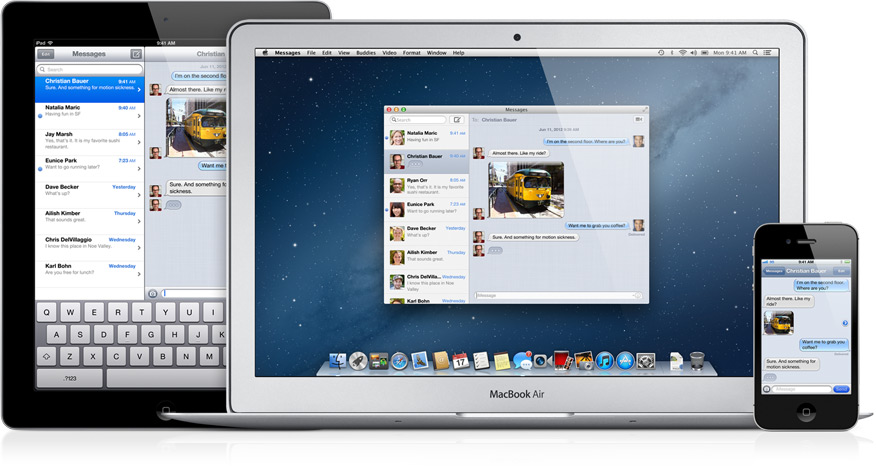 Why Upgrade To OS X 10.8 Mountain Lion