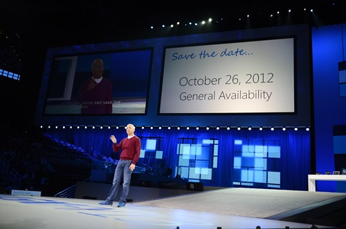 Windows 8 Release Date Officially Announced