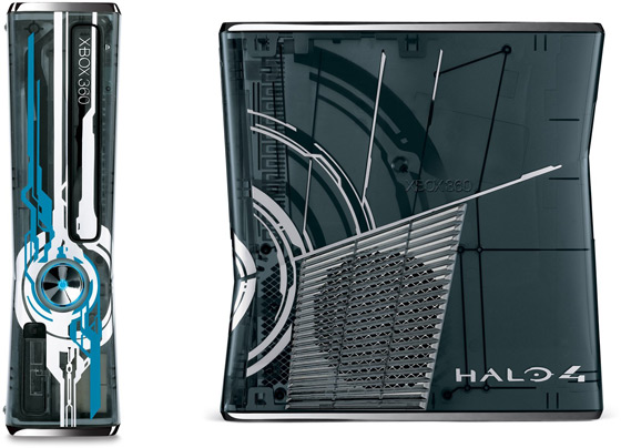-Order This Spectacular Limited-Edition Halo 4 Xbox 360 Now [IMAGES