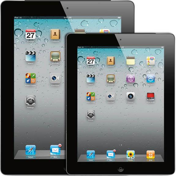 iPad Mini Rumored