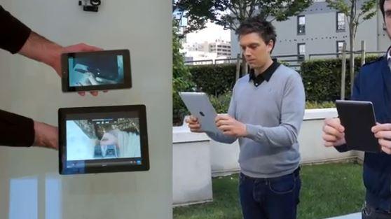 Apple iPad vs Google Nexus 7 Drop Test