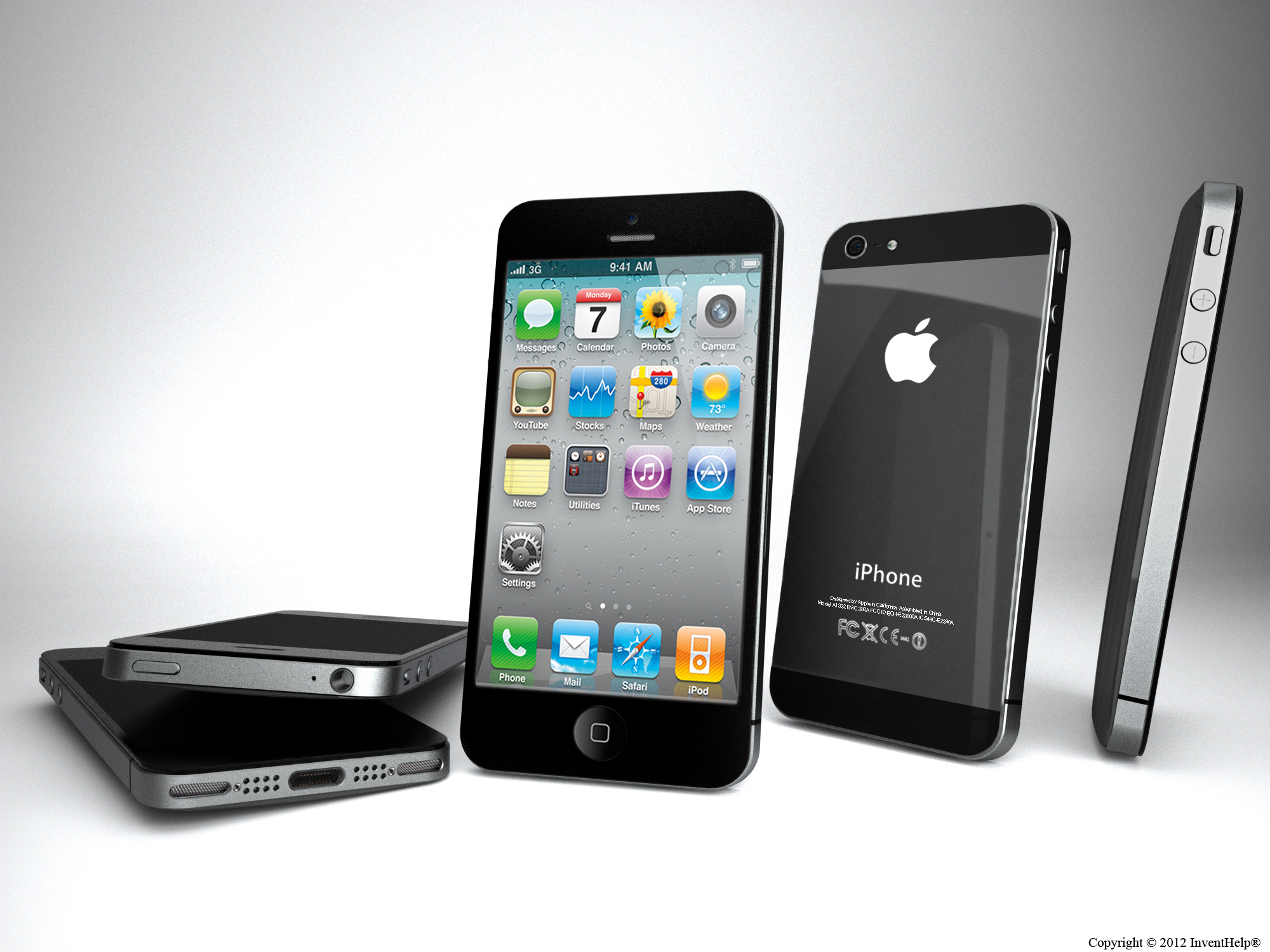 iPhone 5 Will Be Released On September 21st 