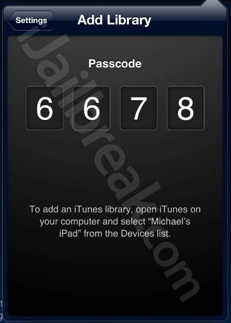 Use Remote And Music Controls Pro To Control iOS Devices