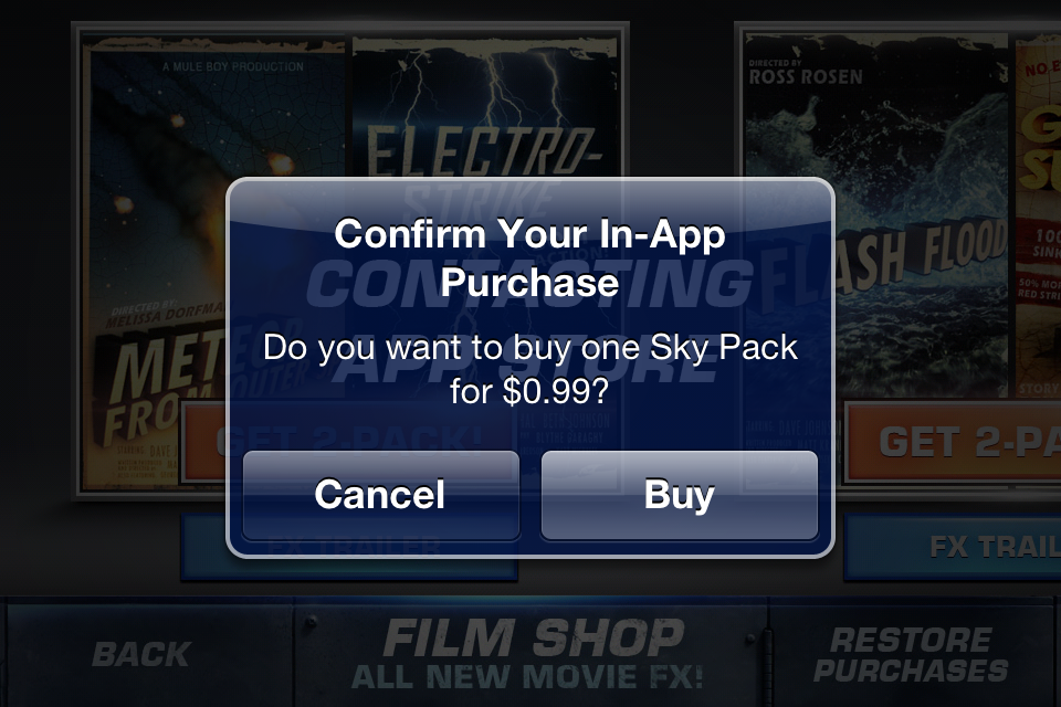 In-App Purchases Cannot Be Bypassed In iOS 6