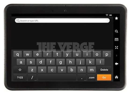 Amazon Kindle Fire 2 Leak