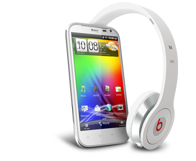 Beats by Dr.Dre phone HTC