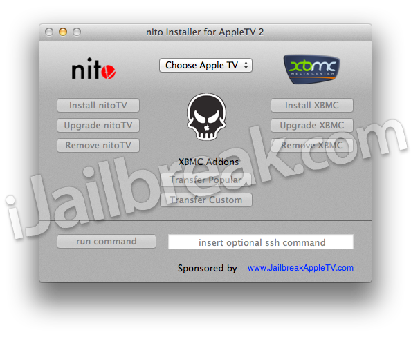 Download Nito Installer For AppleTV 2