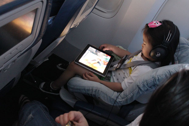 FAA Asking For Passenger Input On Gadget Use During Flights
