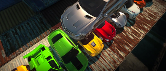 Need For Speed Most Wanted Multiplayer Trailer