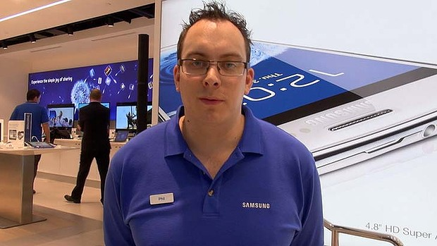 Samsung Store Opens In Sydney, Looks Like An Apple Store