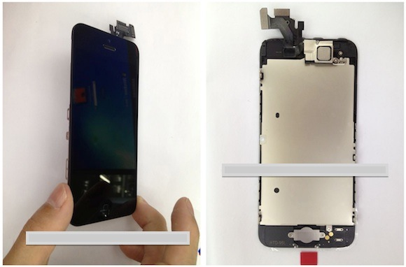 NFC Chip And More Revealed In New Leaked iPhone 5 Photos