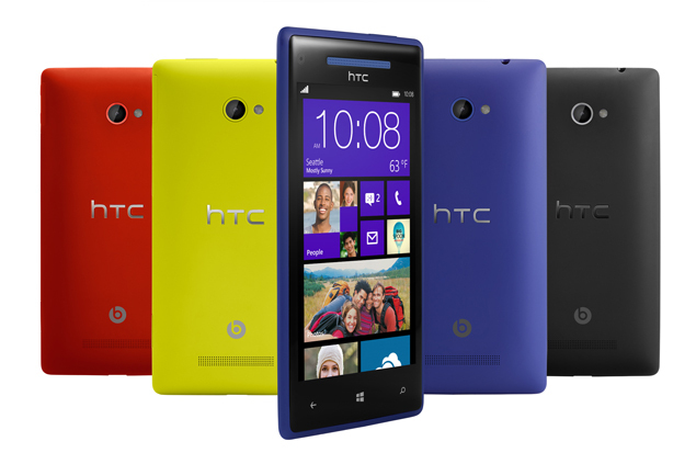 HTC Windows Phones 8X And 8S