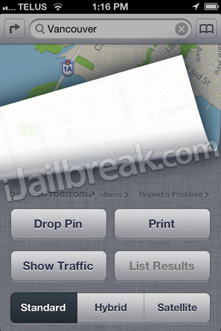 How To Report Problem With iOS 6 Maps App