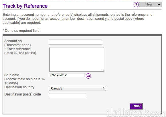 How To Track iPhone 5 Fedex UPS