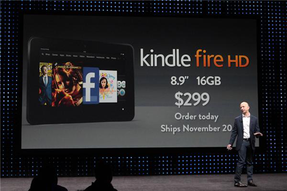 Kindle Fire HD Pricing, Specs, Release Date