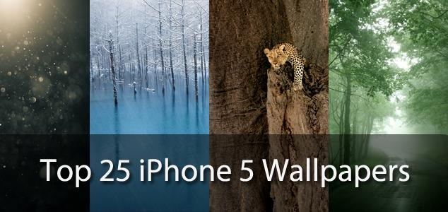 Top 25 Best iPhone 5 Wallpapers