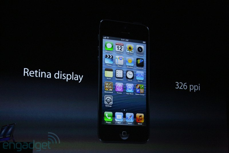 iPhone 5 Officially Announced: 4-Inch Display, A6 Processor, 4G LTE