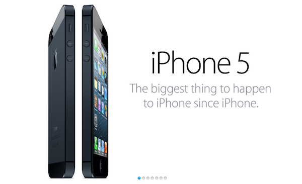 Unlocked iPhone 5 Online Apple Store