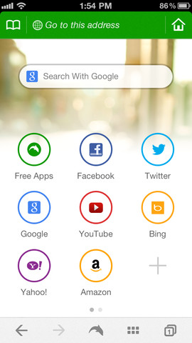 Dolphin Browser v6.1 Released With iPhone 5 Support, New Features