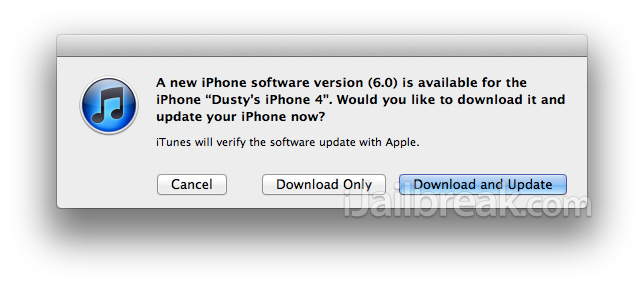 ios 6.0.1 firmware for iphone 4