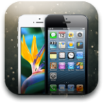 Go Desk Introduces Scrolling Panorama Wallpaper And Animations On The SpringBoard [Cydia Tweak]